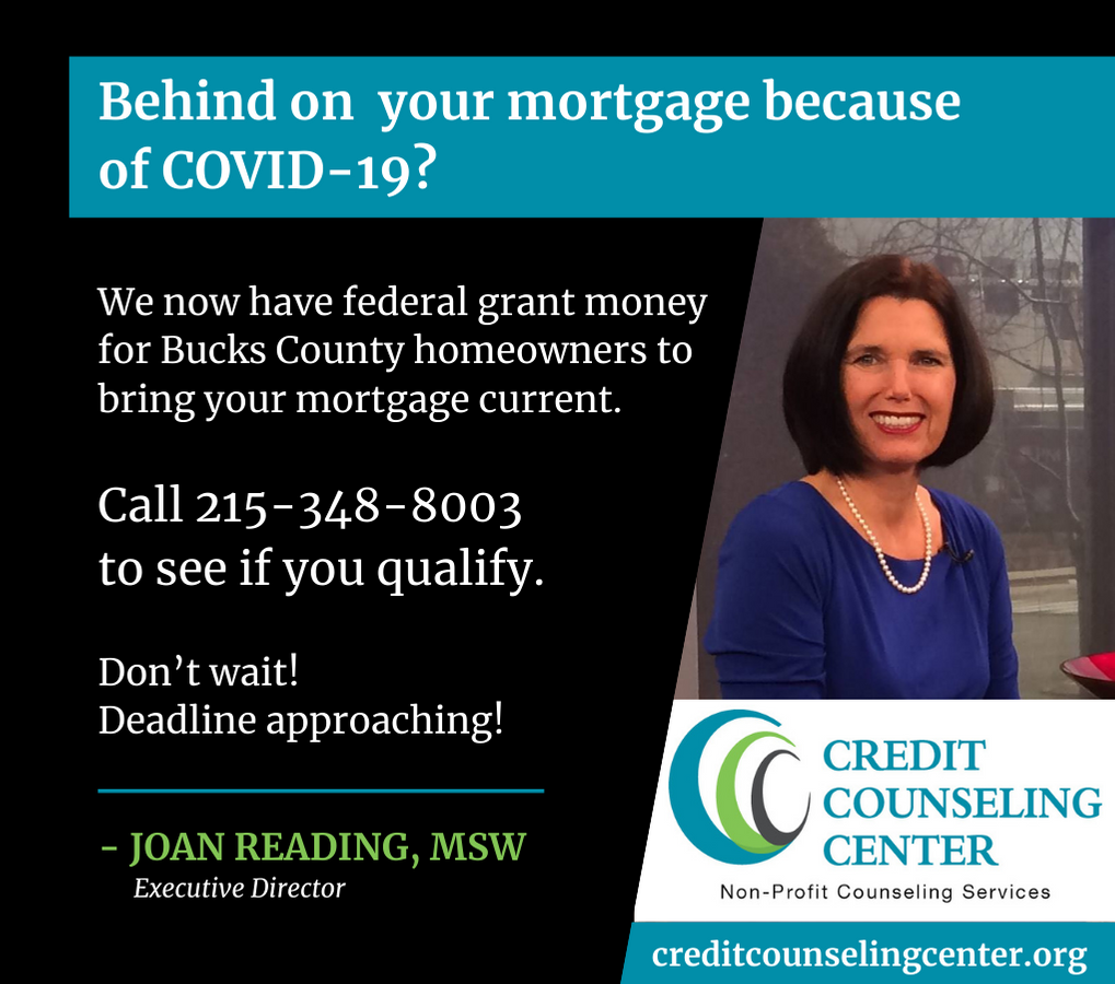 Credit Counseling Center Mortgage Grant